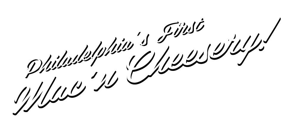 Philadelphia's First Mac 'n Cheesery